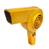 Retro revival hair dryer Royalty Free Stock Image