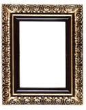 Retro Revival Old Gold Frame Royalty Free Stock Photos