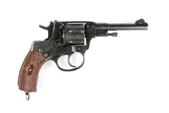 Retro revolver Royalty Free Stock Images