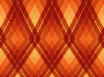 Retro rhombs - diaper pattern background Stock Photo