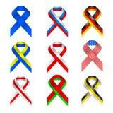 Retro, ribbon, russia, russian, scroll, stylized, Stock Photo