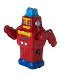Retro Robot Stock Foto's