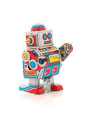 Retro Robot Royalty Free Stock Image