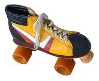 Retro Roller Skate Stock Photography