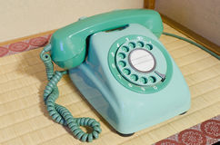 Retro rotary telephone Royalty Free Stock Photography