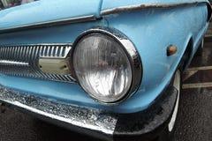 Retro Russische auto Royalty-vrije Stock Fotografie