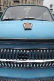 Retro Russische autozaz bumper Royalty-vrije Stock Afbeelding