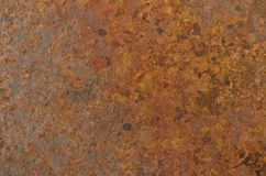 Rusty metallic background royalty free stock image
