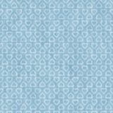 Retro sömlös hjärtapolka Dot Pattern Fotografering för Bildbyråer