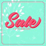 Retro sale poster with grunge texture. Up to 80 Stock Photos