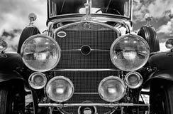 Retro samochód Obrazy Stock