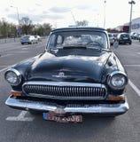 Retro samochód GAZ-21 Volga Zdjęcia Stock