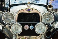 retro samochodowy bród obraz stock
