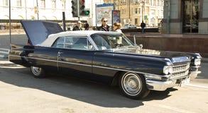Retro samochodowy Cadillac Fotografia Stock