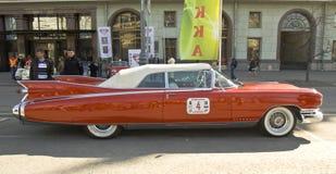 Retro samochodowy Cadillac Eldorado Obraz Stock