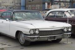 Retro samochodowy Cadillac Fleetfood S62 Zdjęcie Stock