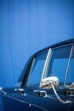 Retro samochodowy lustro Zdjęcie Stock