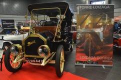 Retro samochodowy muzealny Buick zdjęcia stock