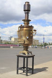 Retro samovar Royalty Free Stock Image