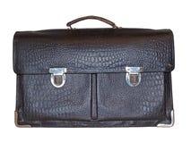 Retro schoolbag Stock Image