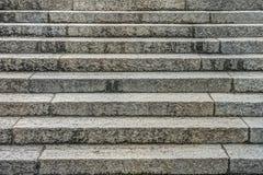 Retro- Schritte Stockfoto