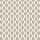 Retro- Schwarzweiss-Muster Stockfotografie