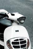 retro scooter Στοκ Φωτογραφία