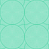 Retro seamless background in vector Royalty Free Stock Photo