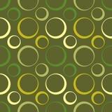 Retro seamless designwallpaper Arkivbilder
