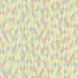 Retro Seamless Faded Pattern Stock Photos