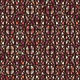 Retro seamless geometric pattern Stock Photos