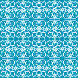 Retro seamless pattern Royalty Free Stock Photo