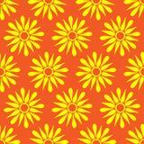 Retro  seamless pattern with suns. Retro seamless patterns set. Stock Photo