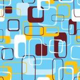 Retro seamless pattern, vector. Retro pattern, seamless, vector illustration stock illustration