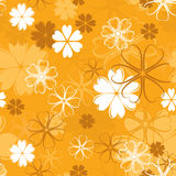 Retro seamless pattern, vector Stock Photos