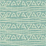 Retro seamless patterns Royalty Free Stock Photo
