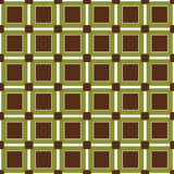 Retro Seamless Repeating Pattern Stock Photography