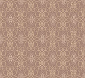 Retro seamless texture. Abstract background Stock Image