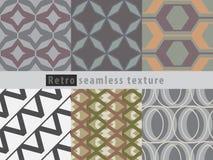 Retro seamless texture Royalty Free Stock Photos