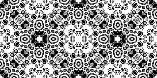 Retro seamless tile Royalty Free Stock Images
