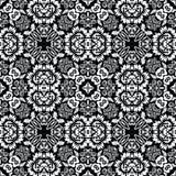Retro seamless tile Royalty Free Stock Image