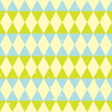 Retro seamless triangle abstract pattern Royalty Free Stock Photo