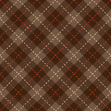Retro seamless wallpaper background square check diamond geometr. Y Scotland cross dot line can be used for both print and web page Royalty Free Stock Photos