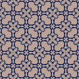 Retro seamless wallpaper background vortex spiral curve cross ga. Rden vine can be used for both print and web page Royalty Free Stock Photos