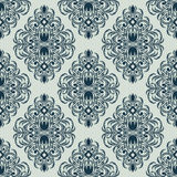 Retro seamless Wallpaper for design Royalty Free Stock Image