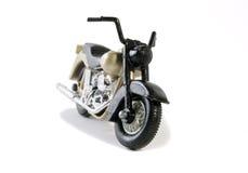 Retro seventies classic bike model toy stock photography