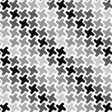 Retro Shapes Pattern Royalty Free Stock Photos