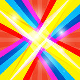 Retro Shiny Colorful Background Royalty Free Stock Images