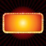 Retro Sign Design Stock Image