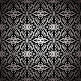 Retro silk black Royalty Free Stock Photography